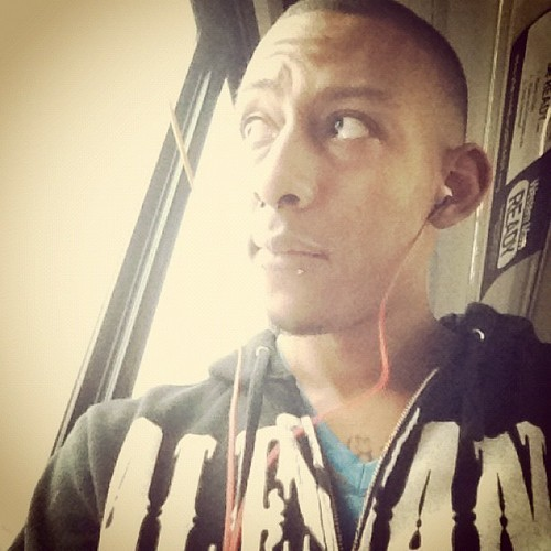 On my way home. #errands #bus #rainyday #fuckmondays #worklater #gay #piercings #tattoo #inked #ink #chestpiece #septum #snakebites #gaymen #alesana #northcarolina #sweetcore #music #igdaily #instagram #photoofheday