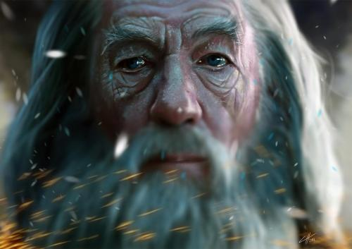 fer1972:  Gandalf 2.0 by Chris Ham