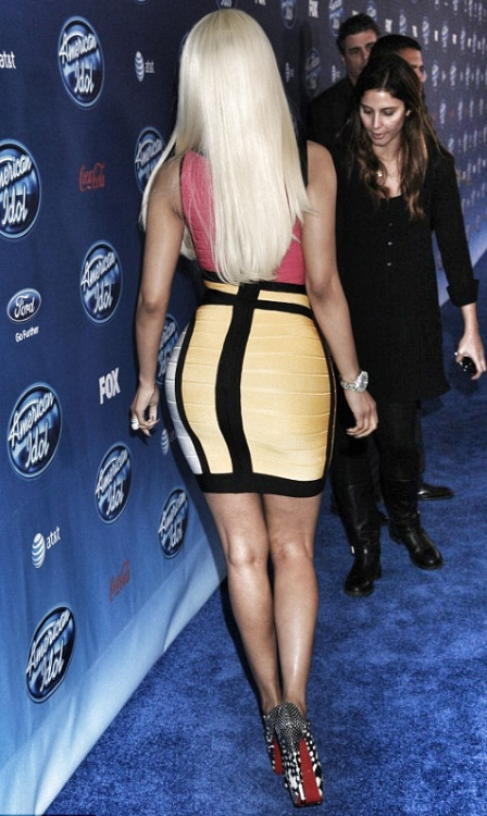 Nicki got back!!