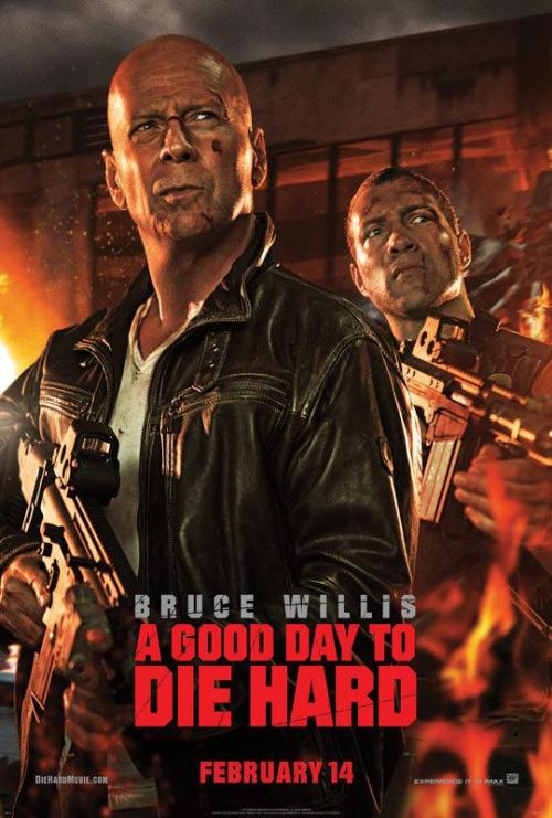 La Jungla: Un Buen Día Para Morir - A Good Day to Die Hard