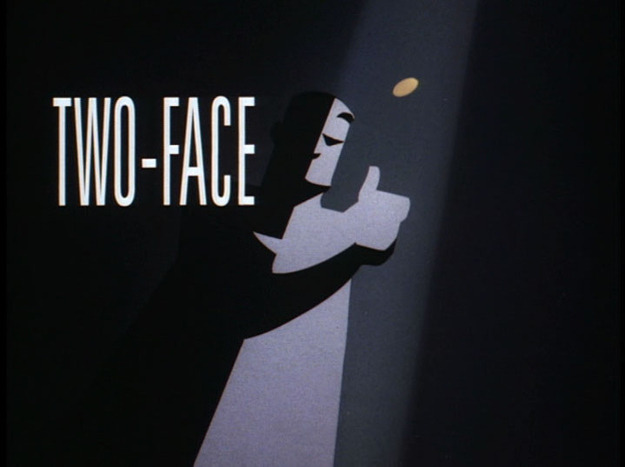 Batman Animated Series titles