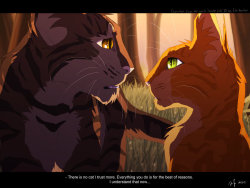 warriorcats-happen:  Learn To Love Again… by ~Mizu-no-Akira