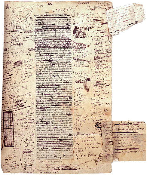 Honoré de Balzac (1799–1850) Eugénie GrandetAutograph manuscript and corrected galley proofs signed, 1833 The Morgan Library
