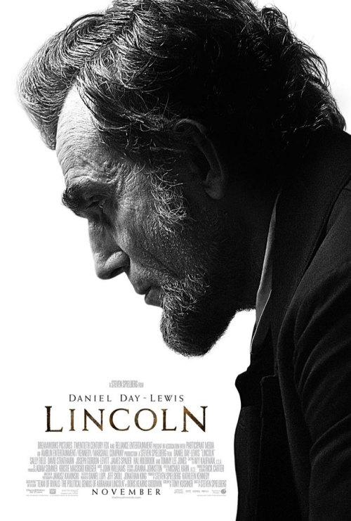 #441 - Lincoln (2012, USA) 7 / 10 Well made biopic that wisely focuses on a specific time and struggle in the 16th president's life. Daniel Day Lewis does a pretty good job acting too.