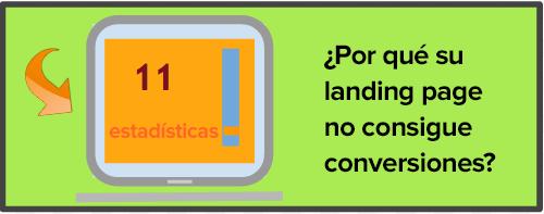 ¿Por qué tu landing page no consigue conversiones?