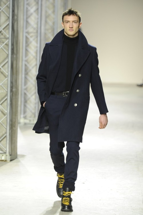 Footwear Highlights from Paris Men's Fashion Week Hermes Men's RTW Fall 2013