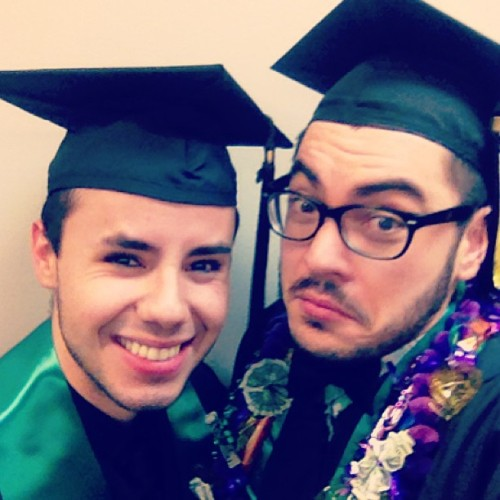 So a Mexican and a half-breed walk into a bar… #gpoy