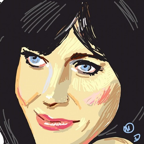 @zooeydeschanel #whistlebinky #drawsomething #bestofdrawsomething #drawsomethingfanatics #teamdli #drawsomethingdesigns #drawsomethingart_ #drawsomeartists #artamazing #drawsomethingcool #drawsomethingpro #bestdraws #drawsome #drawsomeart  #drawsomethingmasterpiece#zooey #zooeyds #zooeydeschanel #zooeydeschanelds