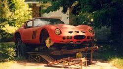 cars Ferrari porsche schrottankauf lanica