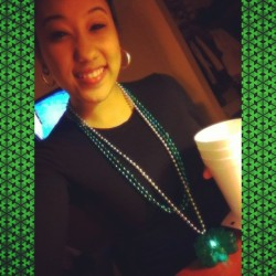 happy st. pattys dayyyy 🍀