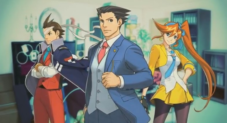 Ace Attorney 5 Trailer Highlights HeartScope System and Crime Scene Investigations Heads up! A brand new Ace Attorney 5 trailer for the Nintendo 3DS appears from the wild featuring the game's new heart scope system and how crime scenes are investigated in 3D. Actually, the trailer debuted at the 2nd Nico Nico Chou Kaigi event that happened in Japan. Check out the trailer below:     While the trailer briefly discussed the history of the Ace Attorney series, it proceeds immediately to a brief sneak peek of Ace Attorney 5. We saw some familiar faces. Phoenix is in blue coat. There's Kidzuki Kokone, the unnamed character we mentioned before. Apollo Justice returns to the courtroom. Winston Payne's younger brother also makes an appearance.Gameplay-wise, we saw brief how the heart scope system works. The player needs to point out the inconsistency between the witness' testimony and his emotion. This suggests a contradiction that can be further pressed by Phoenix Wright. Also, were you able to see how the crime scene can be examined in different angles? I bet it can greatly make use of the 3DS's 3D capability to display erring objects that can be the evidence we need to solve a trial. :)Ace Attorney 5 is coming to Japan this year on July 25, 2013. No release date was announced outside Japan, but it's certain that the game will be localized in English. No word yet for Ace Attorney Investigations: Miles Edgeworth 2. Level-5 is also mum about the Ace Attorney vs Professor Layton Crossover game.Buy: Ace Attorney 5 on Play-Asia  http://bit.ly/13FoyPl