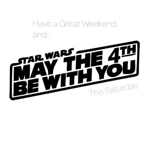 how will you celebrate? #NerdWeekend  :)