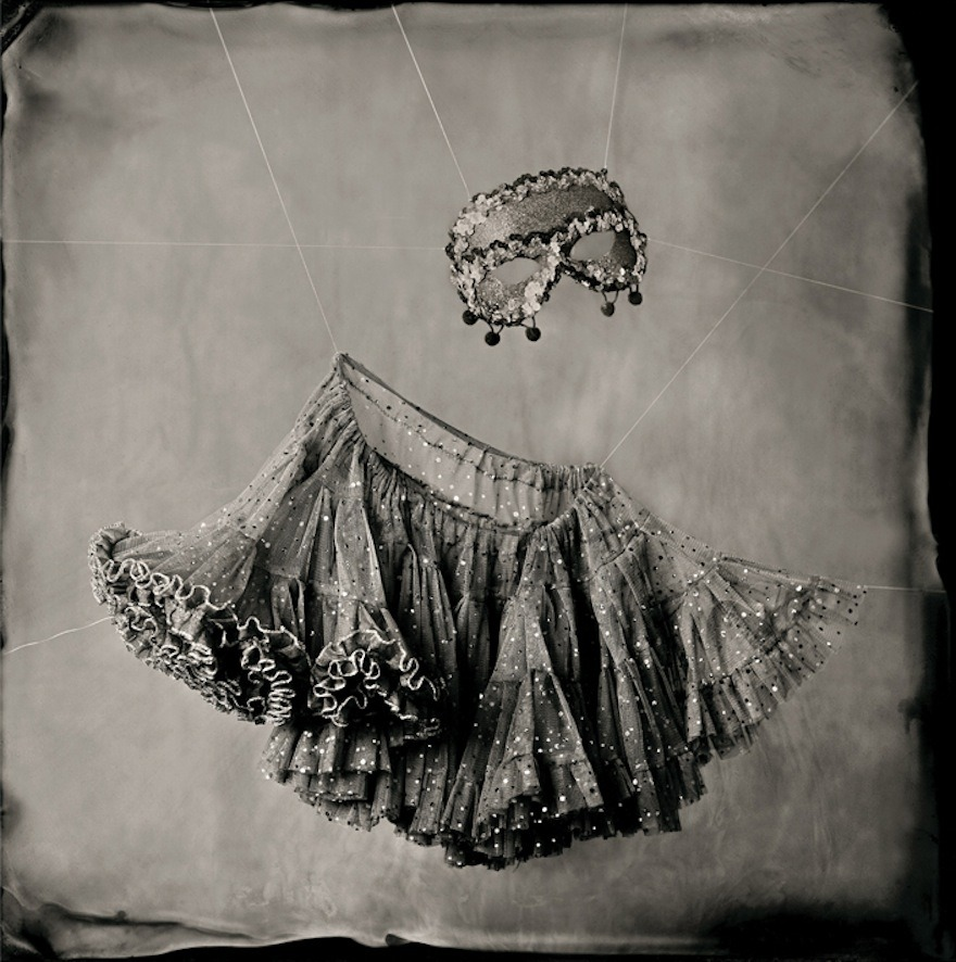 "les-sources-du-nil:  Ellen Susan ""The Hatmaker's Tutu"", 2008, from the series 'Carnival Fragments'"