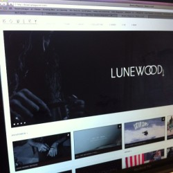Rad little 66&6 feature interview with @lunewood up now on BOW3RY.COM thanks @robbiewarden for the shots. #66&6 #lunewood #BOW3RY.COM