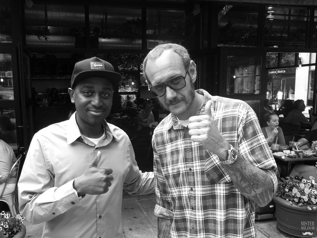 Mister Mildor x Terry Richardson