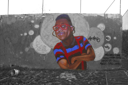 steeve urkel graffiti by chromers WMG MIB crew