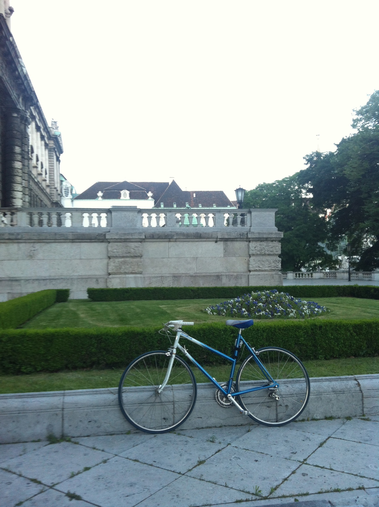 my bike @ wien, 2013 lol