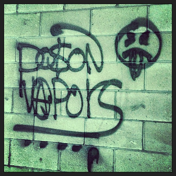 Poison vapors #vapors #poison #graffiti #art #photography