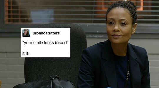 More Line of Duty + text posts [x]