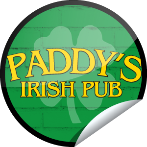 I just unlocked the Paddy's Pub Patron sticker on GetGlue                      17374 others have also unlocked the Paddy's Pub Patron sticker on GetGlue.com                  You're a Paddy's Pub Patron, but the real question is: do you own a Green Man suit? That's 5 check-ins/visits to It's Always Sunny in Philadelphia. Share this one proudly. It's from our friends at FX.