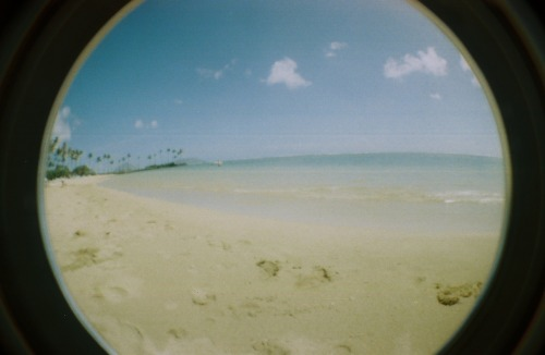 underwelmed:  old film i have from hawaii