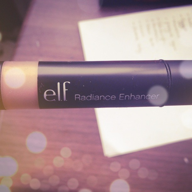New beauty prod to play with #elf #bbloggers #fbloggers #makeup #summer