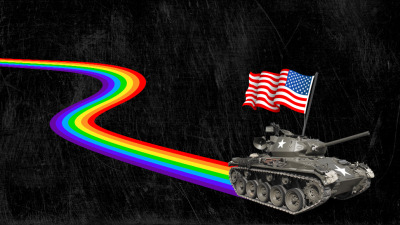 Haaay to the Chief: The Military-Industrial Complex Conquers the Homos
