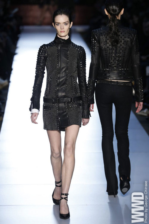 Diesel Black Gold RTW Fall 2013 The collection is not for the faint of heart, but it's just the sort of verve the label has needed.  For More For all WWD.com's RTW coverage