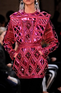 belayanastya:  Balmain Fall-Winter 2013-2014
