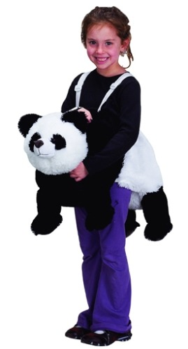 Child Panda Wrap-n-ride Costume (via Child Panda Wrap-n-ride Costume )