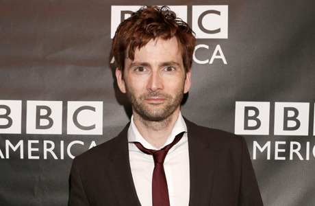 doctorwho:  David Tennant is an Emmy Nominee!  via Anglophenia: Congratulations are in order for David Tennant, who is now an Emmy nominee! The actor, set to return to his role as Tenth Doctor in the upcoming Doctor Who 50th anniversary special, received his first-ever Emmy nod today (May 1) when the 2013 Daytime Emmy nominations were announced, and it's for a part for which he never had to show his face. Tennant is up for Outstanding Performer in an Animated Program for voicing the character of Huyang on Cartoon Network's Star Wars: The Clone Wars. For more details and a clip from his role in Star Wars: The Clone Wars, click this here link.