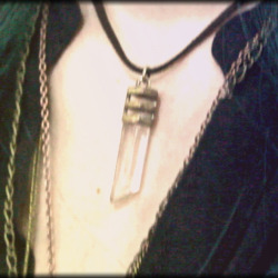DIY Antique Layered Necklace <3