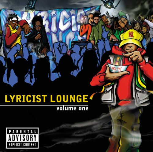 upnorthtrips:  15 YEARS AGO TODAY |5/5/98| Lyricist Lounge, Volume 1 was released on Rawkus Records.