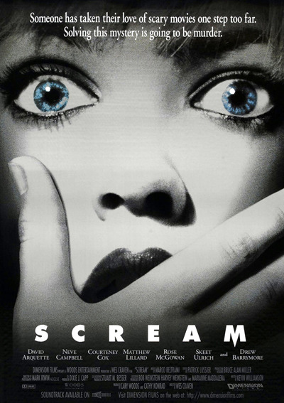 "There are 57 movie references in the movie ""Scream"""