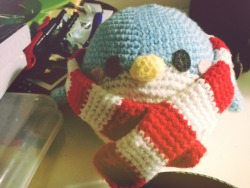 If only I had more free time… I miss crocheting ;(