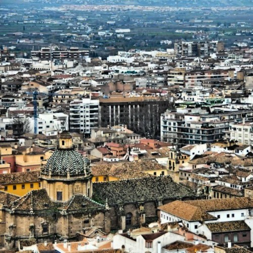 Granada. #giwtravel #giwspain #giwgranada #mytravelgram #travelingram #gf_brunei #brunika #granada  (at GIW Travelogues)