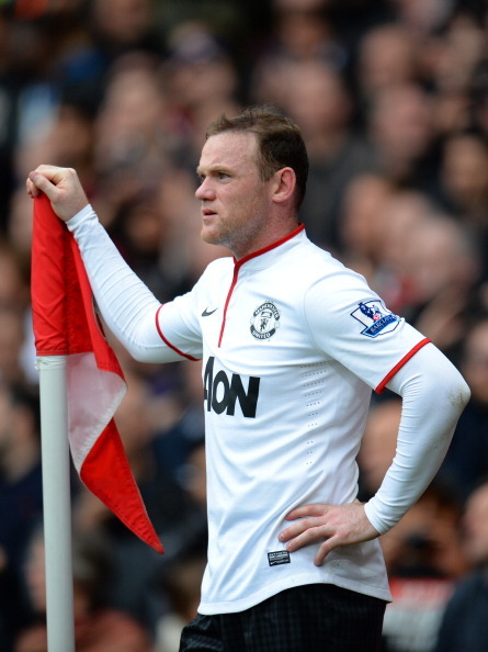 Remembering the good old days when Rooney used to score all the goals.