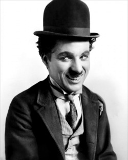 Happy Birthday to a comedy legend, Mr Charles Chaplin