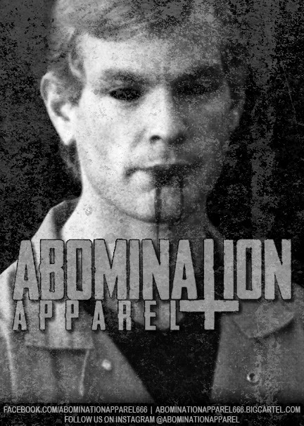 abominationapparel666:  Preorders coming soon!