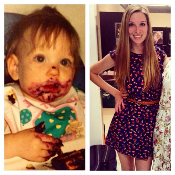 👶🍰 #transformationtuesday