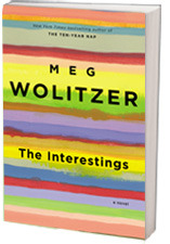 jamiatt:  Tonight I'm interviewing Meg Wolitzer at WORD Brooklyn. Her new novel, The Interestings, is one of my favorite books of the year. It is funny and smart and gorgeous and ambitious and epic and it reads like a dream. Even if you cannot come tonight I recommend you buying this book. You will get lost in it, which is obviously one of the best parts of reading a book. Did you know she's written NINE books? How many have you written? I think she knows about a lot of things that we do not know about both as a writer and as a human being, and I, for one, would like to access her brain for a minute or two. Items to be discussed include: Flash forwarding in fiction Naming characters Jealousy Ambition Love Sexism Summer camp Also she is excited to answer your questions. Also you should read her fantastic essay on the different rules for men and women in the literary world. I hope to see you there. Please be wearing your thinking caps. This will be a smart and fun night.  What Jami said.