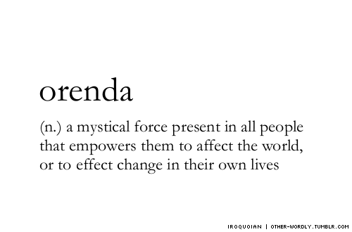 pronunciation | or-en-da