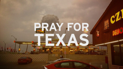 siinfulbliss:  cmenard:  Please pray for the families in West, Texas this morning. Hundreds of people have been severely injured and many are still missing including several first responders. Please pray for those missing to be found safe and comfort for those who have not. Be with West, Texas today Lord, please.  ^ My aunt lives 8 miles from the blast and she's not answering anyones calls :/