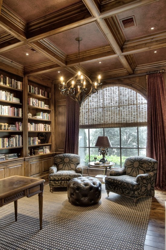 I'd love to have a library room someday :3