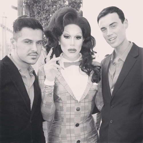Sharon Needles does Peewee Herman. I'm dead.
