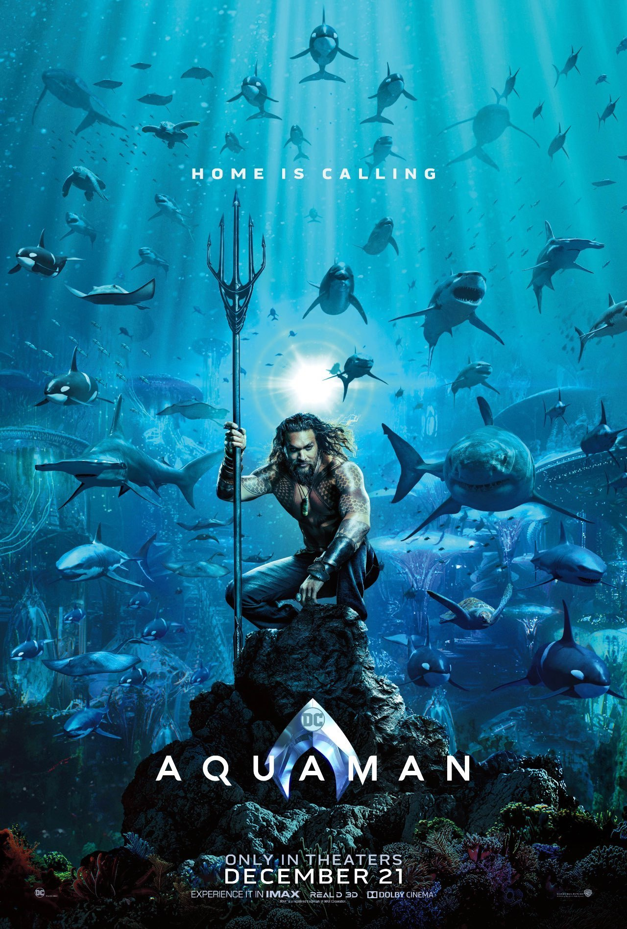 Aquaman movie poster memes july 2018 popsugar entertainment photo 12 finding nemo remake only in theaters december 21 altavistaventures Image collections