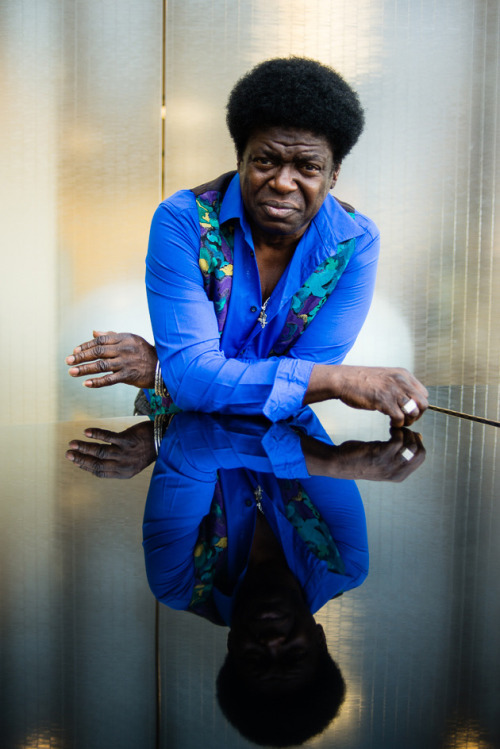+++++ art: photo of Charles Bradley by Jacob Blickenstaff in Austin, Texas, 2013