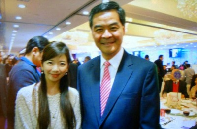 EDEN LO - CATHAY PACIFIC FLIGHT ATTENDANT SCANDAL PICS