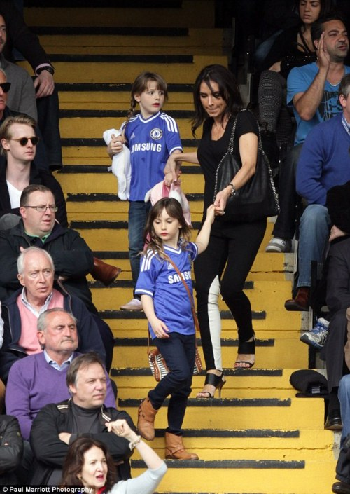 topgearaddiction:  Jeremy and Finlo cheering for Chelsea.