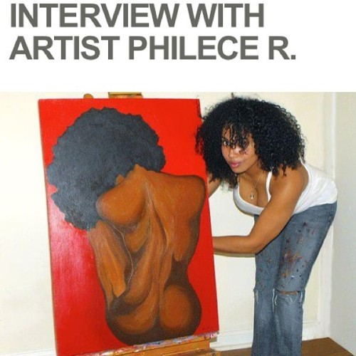 Wanna know who the beautiful artist Philece R. is? Visit SNEAKERSandALE.com and see! Subscribe for updates today! #art #artist #beautiful #sneakersandale